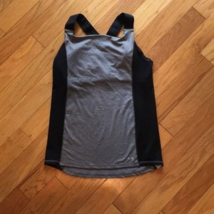 Champion DuoDry Athletic Top With Built In Bra
